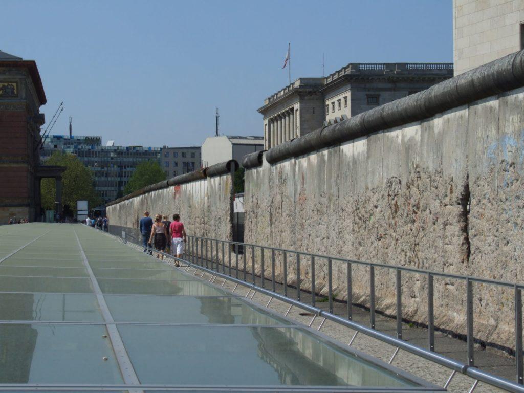 Niederkirchner berlin wall tour