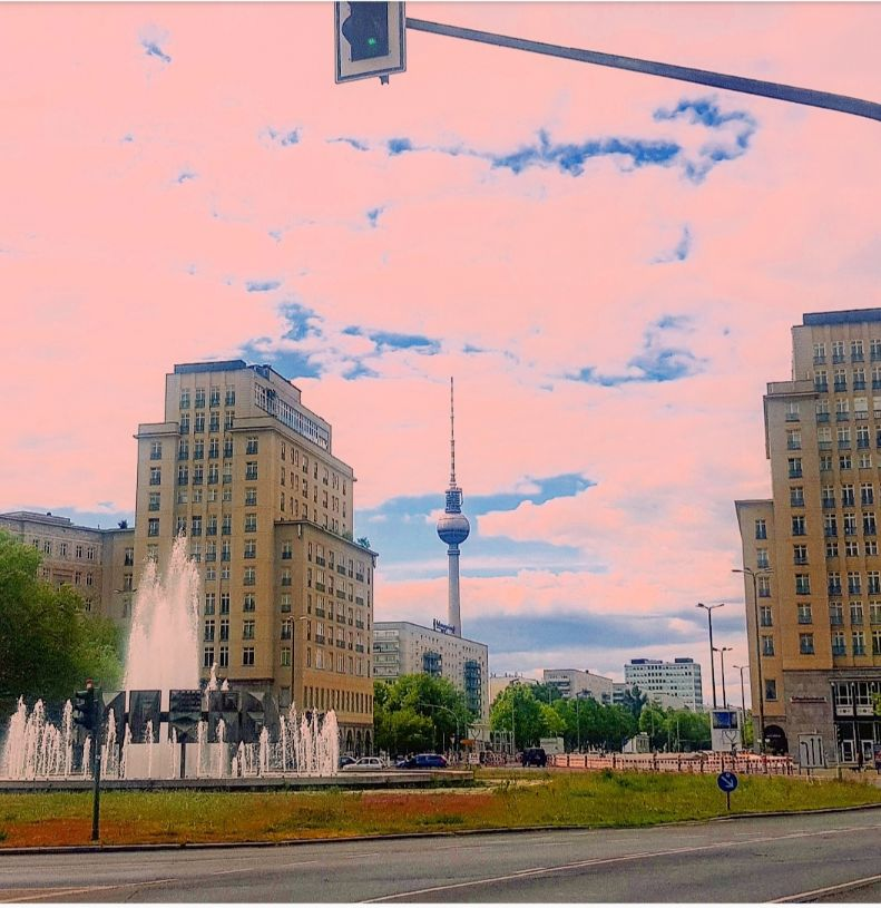Berlin Architecture Wars Tour cold war tour